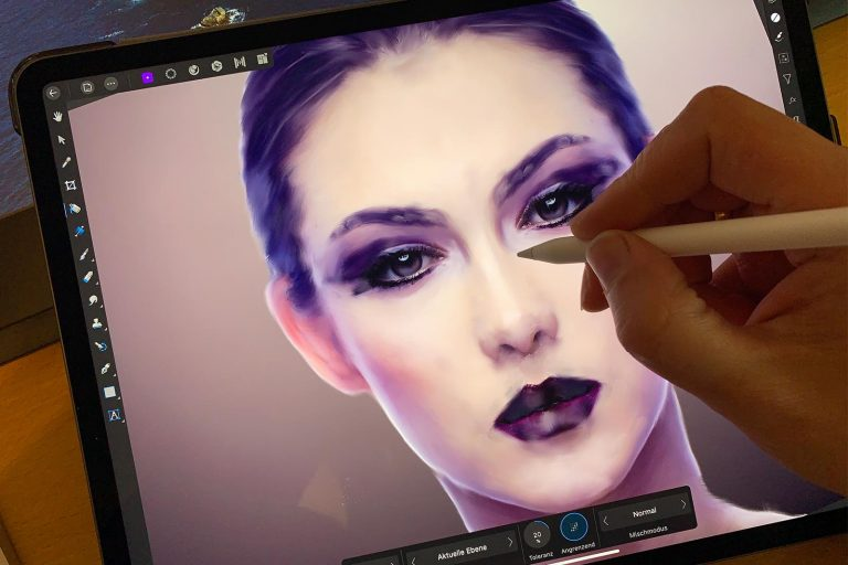 Digital Painting Workshops